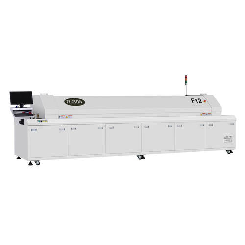 High Temperature Hot air Lead free Reflow oven F12
