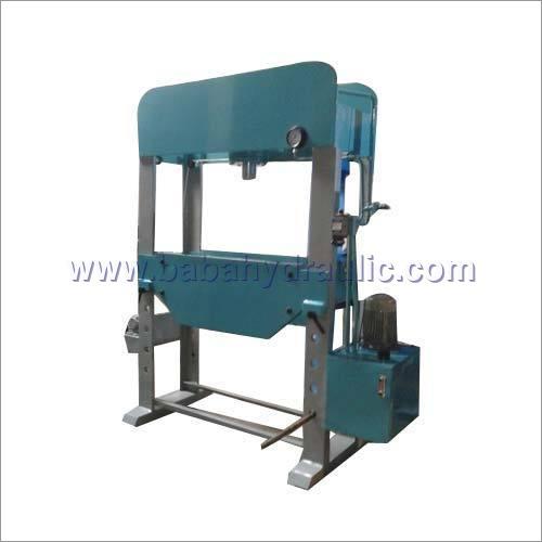 Motorized Hydraulic Press Machine