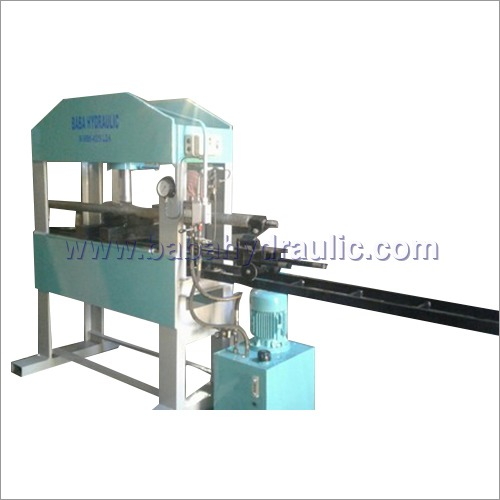 Hydraulic Stater Machine