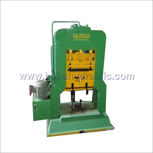 Hydraulic Iron Cutter Machine