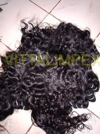 Silky Remy Weft Hairs