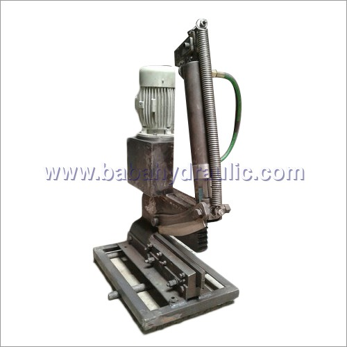 Hydraulic ms sheet cutter