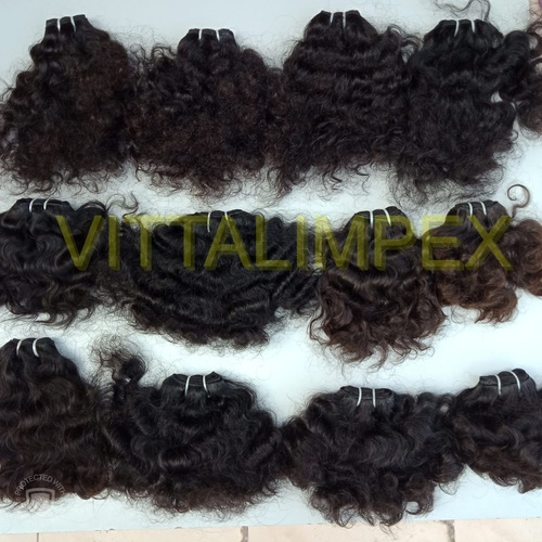 Remy Double Weft Hairs