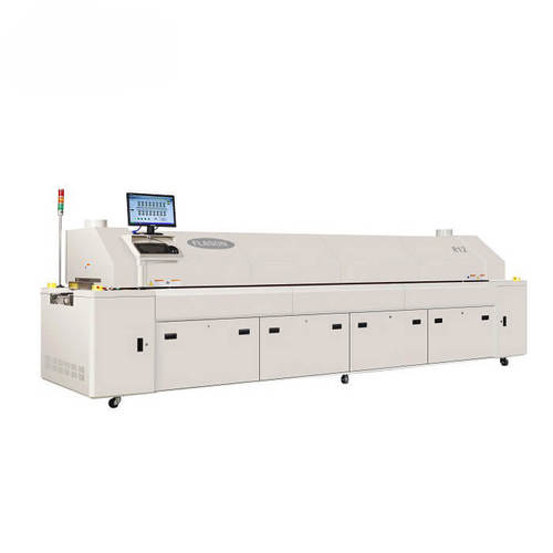 Hot Air Lead Free SMT Soldering Machine R12