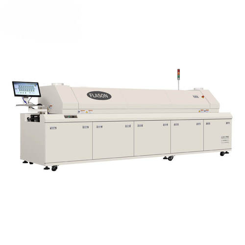 LED Lamp Production Reflow Oven M8