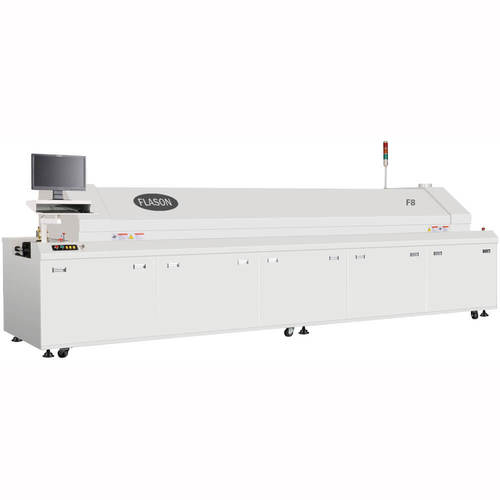 Lead Free PCB Production Machine SMT Reflow Oven F8