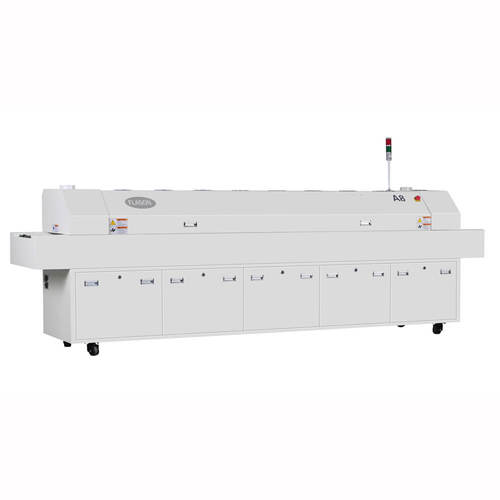 LED Light Production Reflow Oven A8