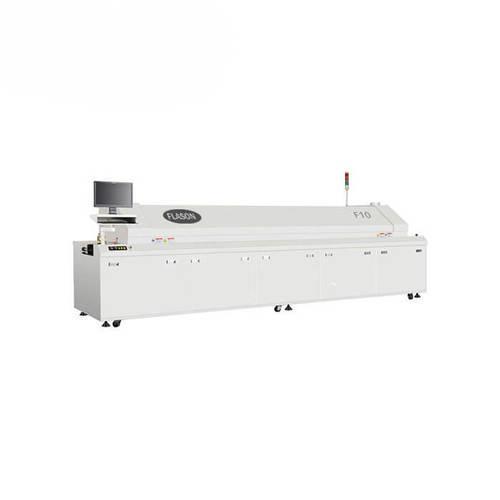 10 Heating Zones SMT Reflow Oven F10