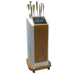 Vertical mesotherapy machine