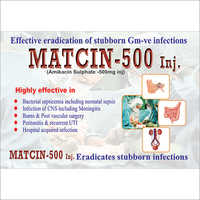 Amikacin Sulphate 500mg Injection
