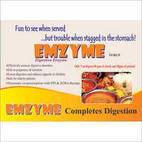 200ml Fungal Diastase Pepsin Syrup