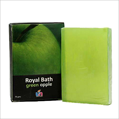 Daily Body Wash Transparent Green Apple Soap
