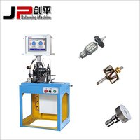 Motor Armature, Car Alternator Rotor,wound Rotor, Combing Roller Belt Drive Balancing Machine