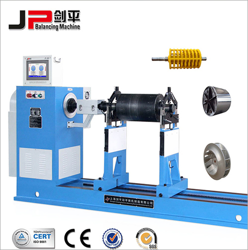Universal Joint Drive Balancing Machines For Washing Machine Inner Drum, Roller, Motor Rotor, Industrial Fan