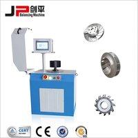 Plastic Fan Impeller Vertical Balancing Machine