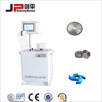Grinding Wheel, Continuous Rim Saw Blade, Diamond Saw Blade Vertical Balancing Machine