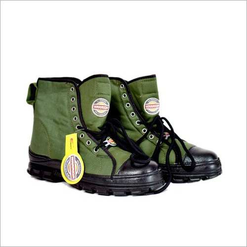 Liberty Warrior Jungle Safety Boots