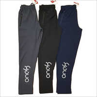 Mens Zipper Track Pant