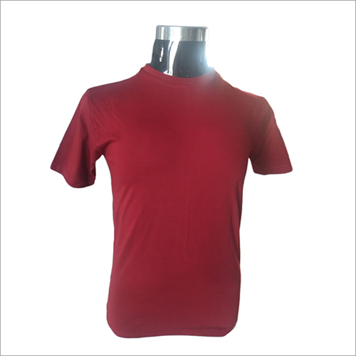 Mens Round Neck Half Sleeve T-Shirts