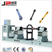 1000-2000kg Capacity Balancing Machine for Drive Shaft, Cardan Shaft, Universal Joint Shaft, Transmission Shaft