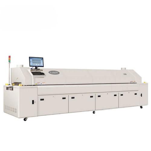 Reflow Soldering Oven for SMT LED PCB Welding Machine 10 Zones Oven R10