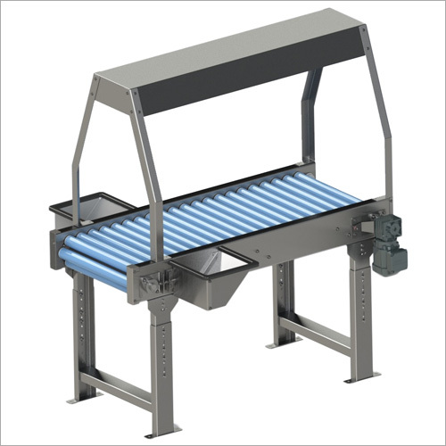 Roller Inspection Table Machine