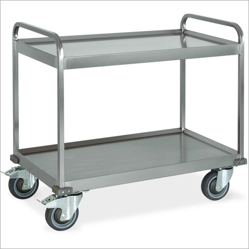 Heavy Duty SS Trolley