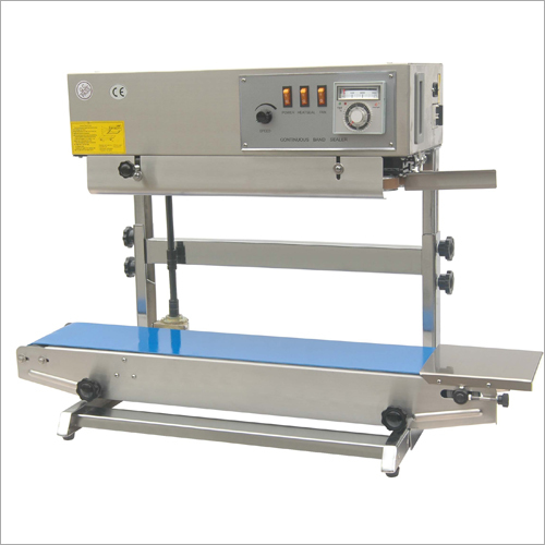 SS Web Sealer Machine