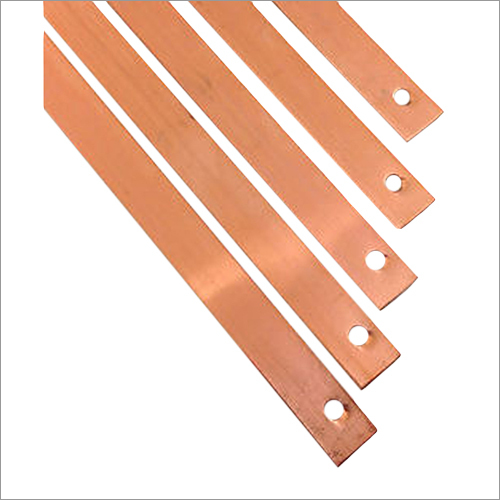 Copper Bonded Earthing Strip