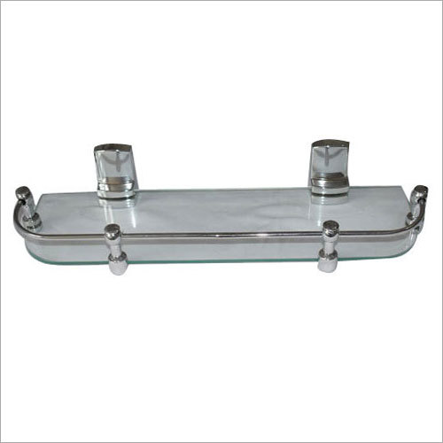 Toughened Bathroom Glass Shelf