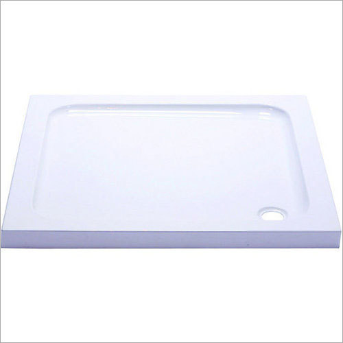 white Shower Tray
