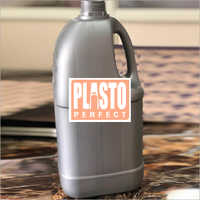 Transparent Plastic Oil Bottle