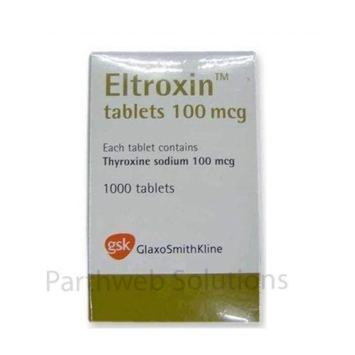 Thyroxine Sodium Tablets Manufacturers Suppliers Dealers