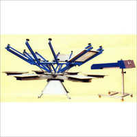 12 Head T-Shirt Printing Machine