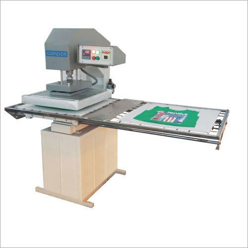 Heat Transfer Sticker Fusing Machine