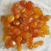 Orange Onyx Pebbles