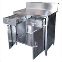 SS Kitchen Counter