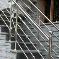 Stainless Steel Staircase Railing