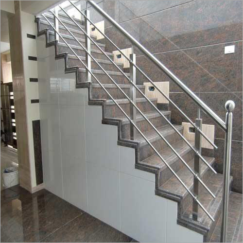 Stainless Steel Stair Hand Railing