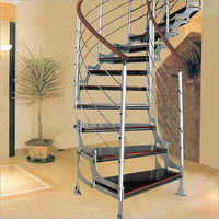 SS Stair Hand Railing