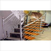Steel Designer Railing