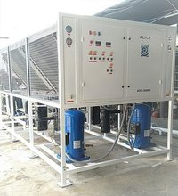 50 TR Air Cooled Scroll Chiller