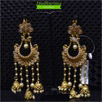 Artificial Bridal Earring