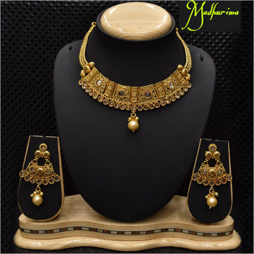 Bridal Fancy Necklace Set