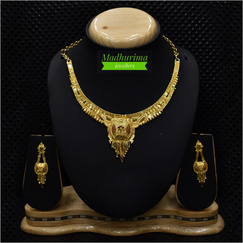 Ladies Modern Necklace