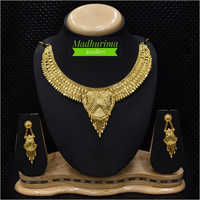 Trendy Artificial Necklace Set