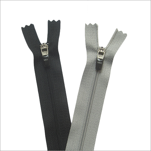 CFC Nylon Spring Lock Zipper