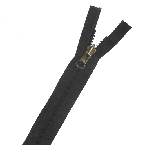 Fiber Reversable Zipper