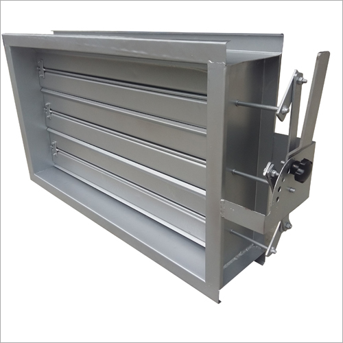 Duct Manual & Pneumatially operated