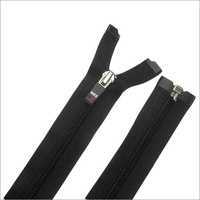 Rubber Slider Zipper